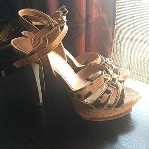 Gianni Bini heeled sandal